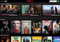 Netflix iOS pour mac