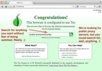 Tor Browser pour mac