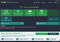 AVG Antivirus 2015 pour mac
