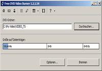 Free DVD Video Burner pour mac