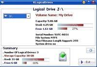 KLogicalDrives pour mac