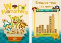 Word Monsters iOS pour mac