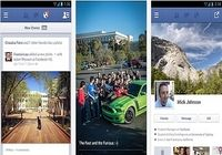 Facebook pour mobile pour mac