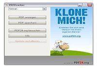 PDFprinter pour mac