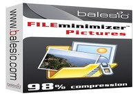 FILEminimizer Pictures pour mac