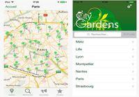 CityGardens iOS