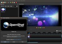 OpenShot Video Editor Mac pour mac