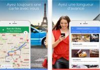 Google Maps iOS pour mac