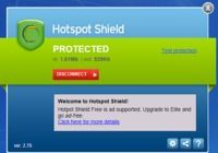 Hotspot Shield pour mac
