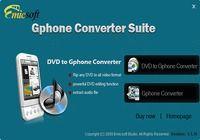 Emicsoft Série de Gphone Convertisseur pour mac