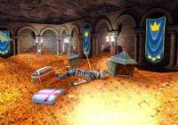 Treasure Vault 3D Screensaver pour mac