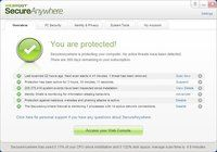 Webroot SecureAnywhere Internet Security Plus pour mac