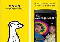 Meerkat iOS pour mac