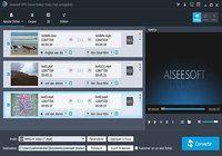 Aiseesoft MP4 Convertisseur Vidéo pour mac