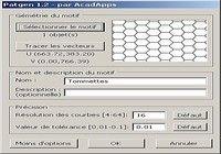 PatGen pour AutoCAD 2007/2008 pour mac
