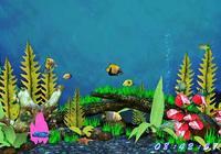 Fish Aquarium 3D Ecran de veille