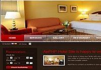 ApPHP Hotel Site web reservation system