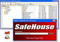 SafeHouse Explorer USB Disk Encryption pour mac