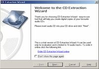 CD Extraction Wizard pour mac