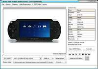 Avex DVD to PSP Video Suite pour mac