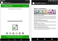 LibreOffice Viewer Android pour mac