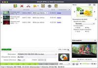 Xilisoft MPEG en DVD Convertisseur pour Mac pour mac