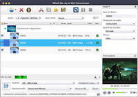 Xilisoft Blu-Ray en MKV Convertisseur pour Mac pour mac