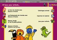 471 jeux, chansons et activités adaptés aux enfants  pour mac