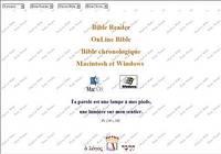 Bible Reader pour mac