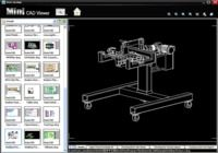 Mini CAD Viewer pour mac
