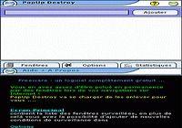 PopUp Destroy pour mac