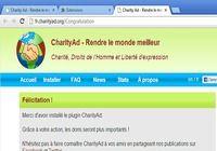 CharityAd (FF & Chrome) pour mac