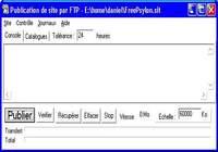 FtpPublish pour mac