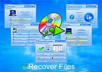 Recover Files from CD DVD Blu Ray pour mac
