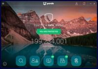 Panda Free Antivirus  pour mac