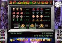 Roger Wilco's Slot Machine