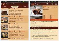Nestlé Dessert iOS pour mac