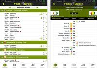 Foot en direct Windows Phone  pour mac