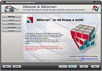 DBConvert for Access & MySQL pour mac