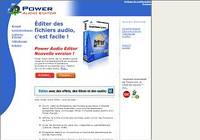 Power Audio Editor pour mac