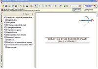 Guide du Business Plan 2007-2008 pour mac