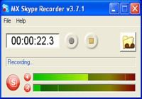 MX Skype Recorder pour mac