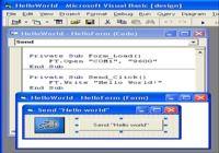 Serial Port Control pour mac