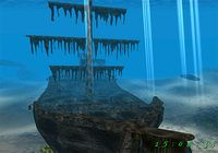 Pirate Ship 3D Screensaver pour mac