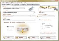 Chèque-Express Canada pour mac