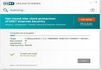 ESET Online Scanner pour mac