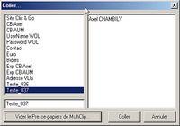 MultiClip pour mac