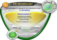 PC Accelerate pour mac