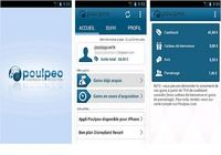 Poulpeo Android pour mac
