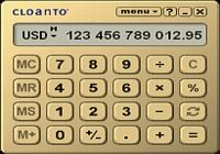 Euro Calculator pour mac